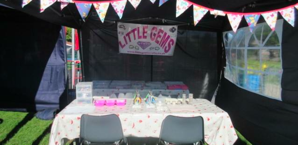 Little Gems at Hartshill Hayes Big Day Out.