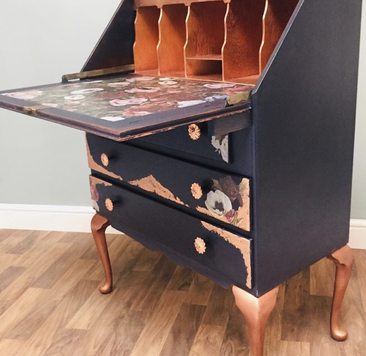 The Little Bureau representing Hope and New beginnings