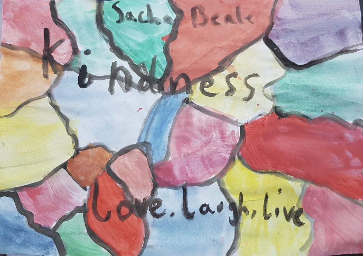 DAY 3 – Mental Health Awareness Week – Kindness