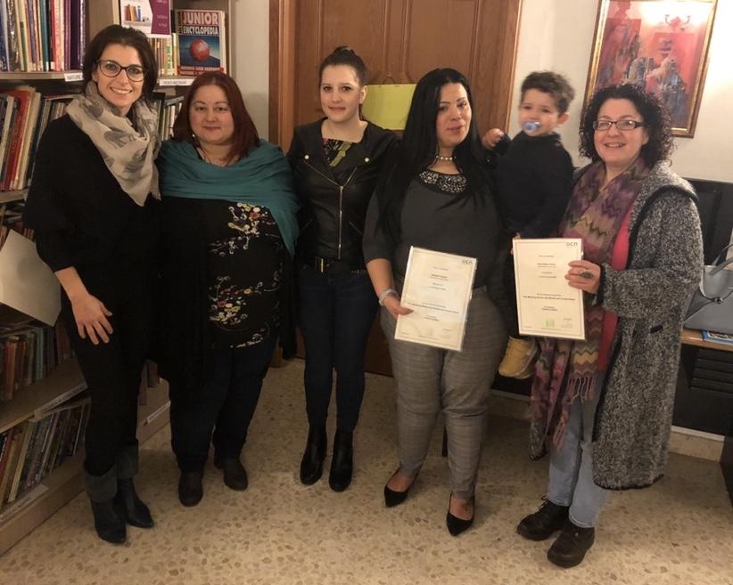OCN Level 3 (Peer) Mentoring Programme  –  'Women Supporting Women'
