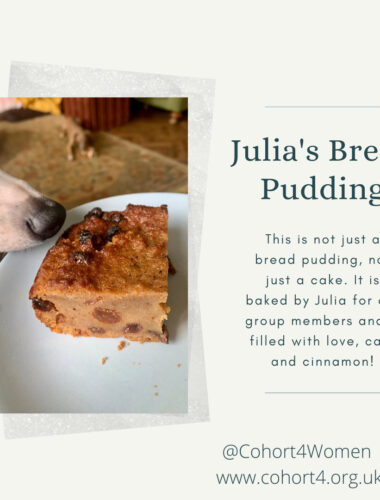 This is not just Bread Pudding, it is so much more