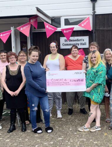 Cohort 4 Celebrating Lottery Community Funding